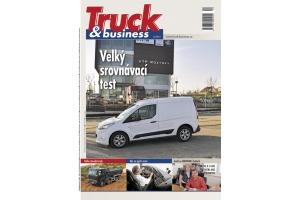 Předplatné časopisu Truck & business