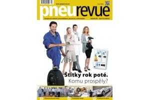 Předplatné časopisu Pneu revue