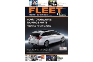Předplatné časopisu FLEET