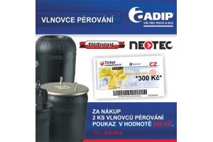 Vlnovce pérování NEOTEC (TIP-TOPOL)