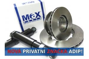 MAX Parts - nová značka ADIPu!