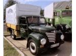 Autodoprava před 50 lety