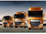 Nové typové řady DAF Euro 6 LF a CF