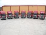 8 nových tahačů Scania pro firmu ZOŠI TRANS
