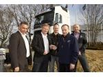 Slavnostní předání nového modelu Volvo FH