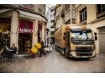 Volvo FE a Volvo FL ideální do městského provozu
