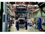Výroba ultramoderního nákladního vozidla