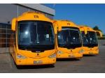 3 nové autobusy Scania pro Student Agency