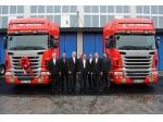 50. vozidlo Scania pro firmu INEX SPEDITION