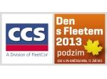CCS Den s Fleetem 2013 – podzim již tento týden