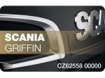 Scania Czech Republic má věrnostní program pro řidiče – ScaniaGriffin