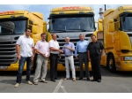 Nová Scania Streamline míří do ZOŠI TRANS