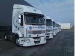 Renault Trucks 10 nových Premium Route pro Mega Trucking Bohemia
