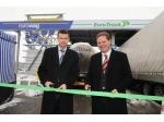 První stanice OMV EuroTruck v Česku