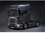 Scania V8 + Svempas = Temný démand