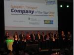 Tradeteam je Evropským autodopravcem roku