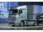 Nový Mercedes-Benz Actros