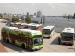 První autobusy na palivový článek s hybridní technologií