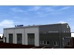 Scania staví nový servis v Jihlavě