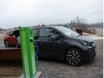 Unikátní elektromobil BMW i3