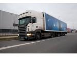 C.S. Cargo pronajímá reklamní plochy na kamionech