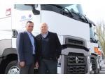 Renault Trucks a BC Lotgistics úspěšně spolupracují