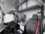 S Renault Trucks v kabině Maxispace