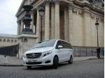 Mercedes -Benz V 220 CDI L  - komfortně a rychle