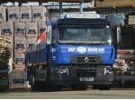 Novinky  stavební  řady  Renault Trucks na výstavě  INTERMAT