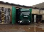 Scania Fleet Management System pomohl najít ukradený tahač