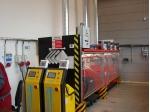 Linde: Centrum pro regeneraci baterií