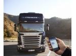 Vzdálená diagnostika Scania