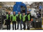 Společnost Dopaz navštívila výrobní závod Volvo Trucks v Ghentu