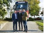 VAPAS  převzal 100. vozidlo Volvo FH