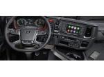 V nové generaci vozidel Scania lze používat systém Apple CarPlay