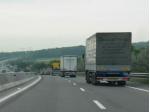 Česmad k zákazu vjezdu kamionů