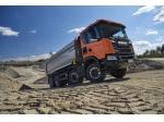 Scania XT - ofenzíva ve stavebním segmentu