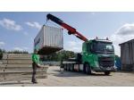 Společnost EDIKT s novým vozidlem Volvo FH