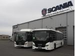 Arriva Morava má dva nové supermoderní autobusy