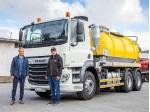 Inter Eko CZ vsadilo na spolupráci s DAF Trucks