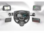 Continental ukázal  modulární pracoviště řidiče