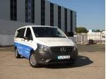 Nový Mercedes eVito Van