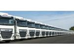 Úspěch značky DAF: dalších 1 500 tahačů pro firmu Girteka Logistics
