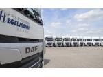 Úspěch DAF: 540 tahačů  pro Hegelmann Transporte Group