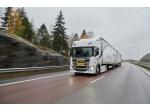 Scania má vlastní autodopravu i laboratoř v jednom