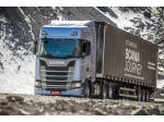 Cesta nákladních vozidel Scania napříč Latinskou Amerikou dlouhá 14 000 kilometrů