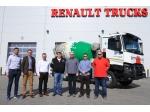 Dittrich Trans s.r.o. sází na Renault Trucks C 460 XLOAD