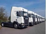 Kofolu bude rozvážet 10 nových vozidel Scania, některé na CNG