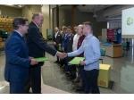 Certifikace absolventů odborného studia logistiky na FPH VŠE v Praze