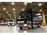 Společnost Leyland vyrobila desetitisící vozidlo DAF s nástavbou z výroby